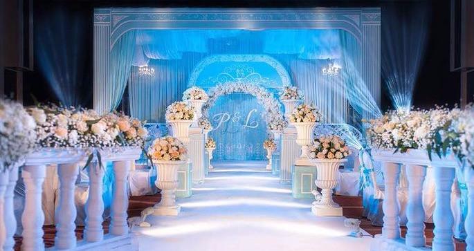 牵手婚尚婚礼策划