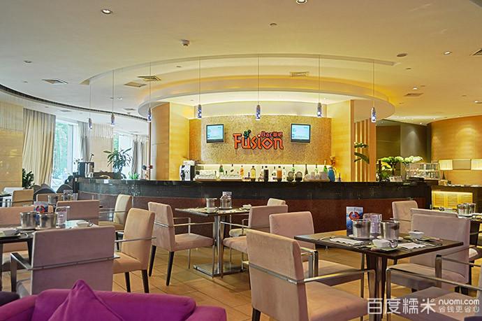 圣廷苑酒店世纪楼菲苑自助餐厅