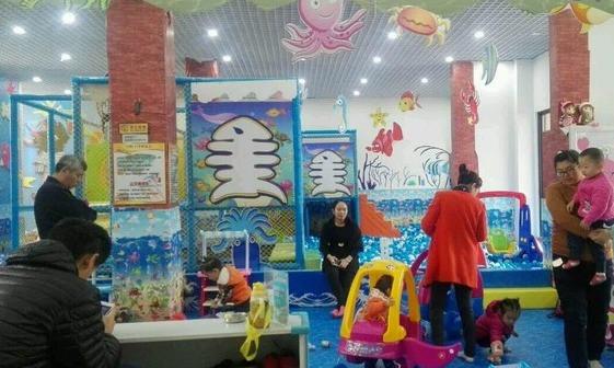 光腚猴儿童乐园(恒大绿洲店)