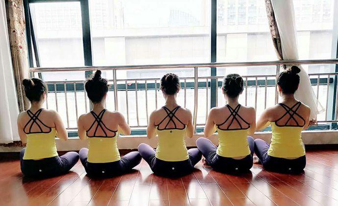 瑜美人东方舞·瑜伽会所