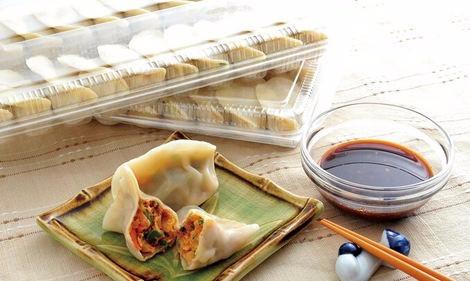自煮水饺我想吃