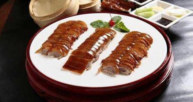 北京老铺香不腻烤鸭