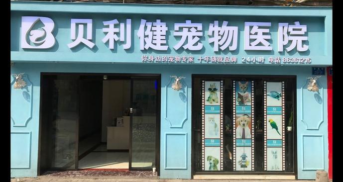贝利健宠物医院(南坪店)