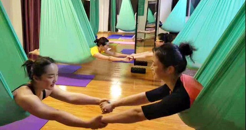金燕子瑜伽(二号店)