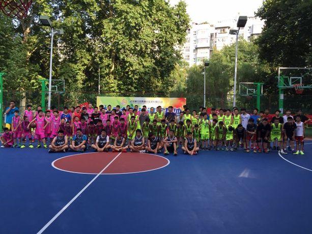 重剑篮球训练基地(解放公园总店)