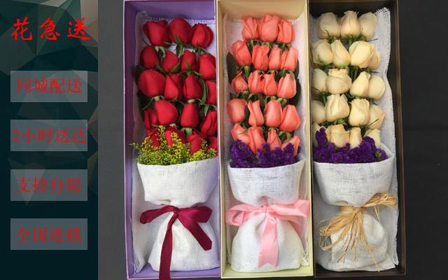 紫罗兰花店