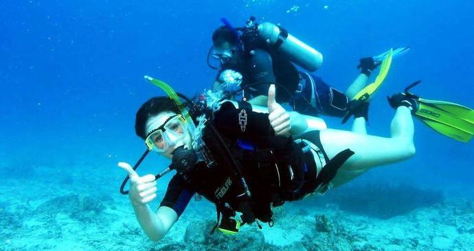 指北针潜水俱乐部
