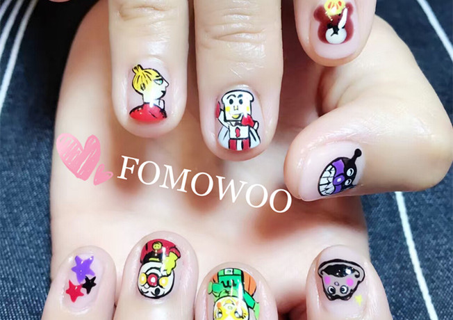 FOMOWOO福猫屋日式美甲美睫店