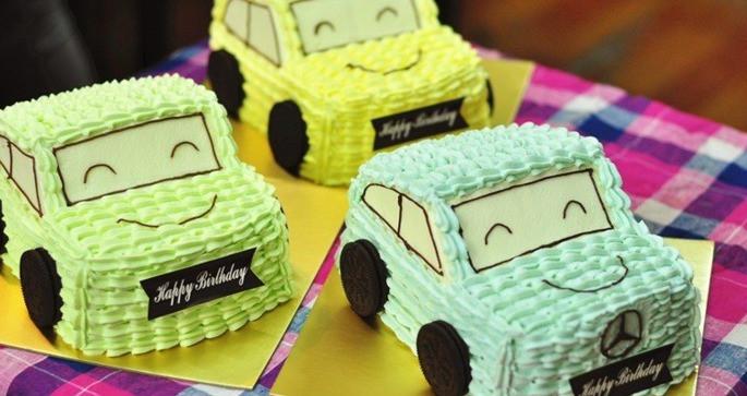 麦兜蛋糕(世达店)