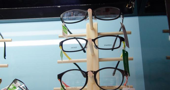 英视力眼镜