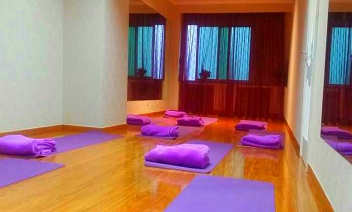 艾尚心瑜专业瑜伽培训连锁机构(世纪金源店)