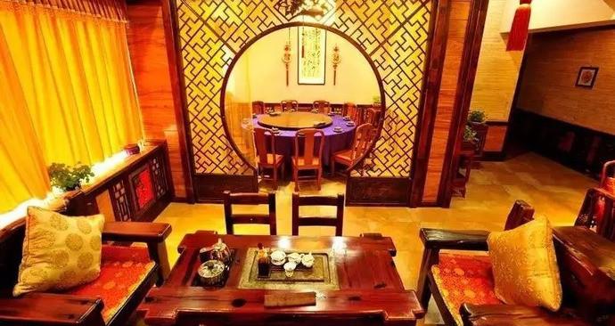 画意江南茶餐会馆