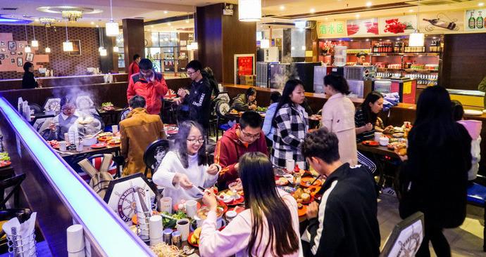 汉城源自助烤肉超市