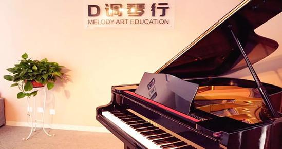 D调钢琴成人钢琴吧(华强北九方店)