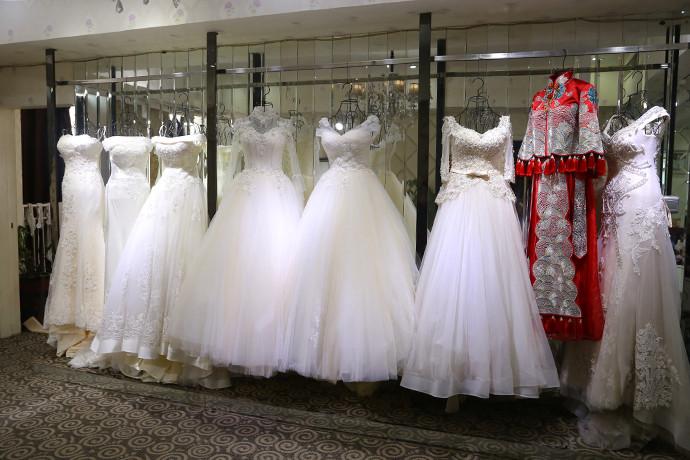 格菲婚纱礼服馆