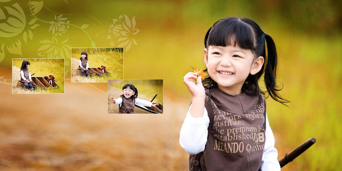 美美贝贝儿童摄影