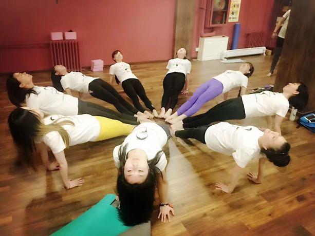 洁瑜伽(木樨园店)