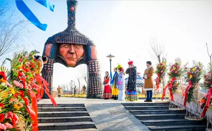 印象草原蒙古大营