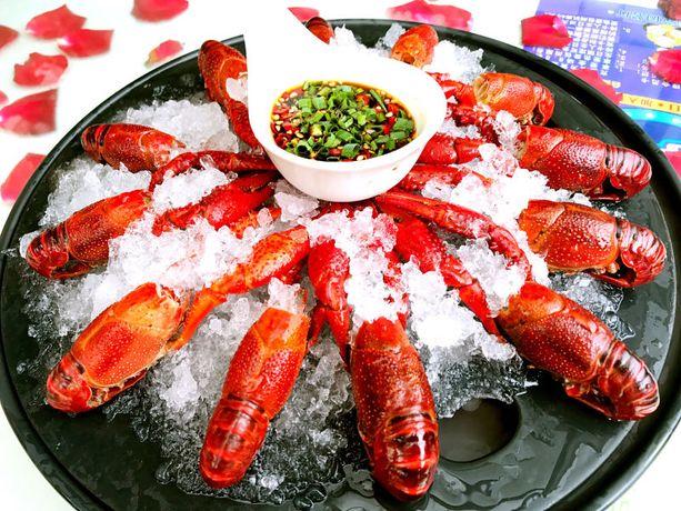 我们的花园餐厅小龙虾