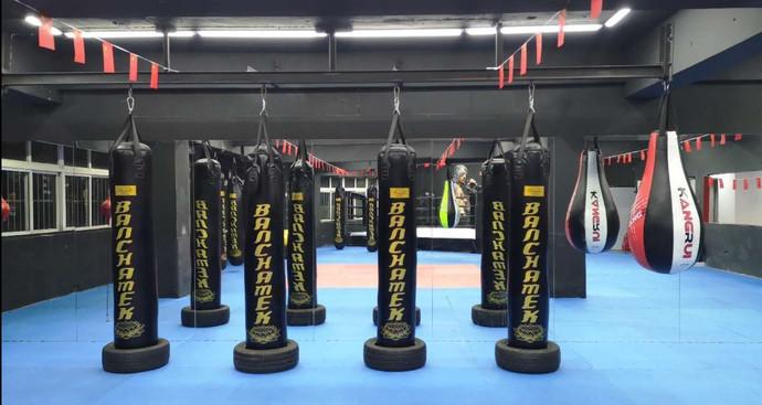 盛世人和搏击体能训练中心