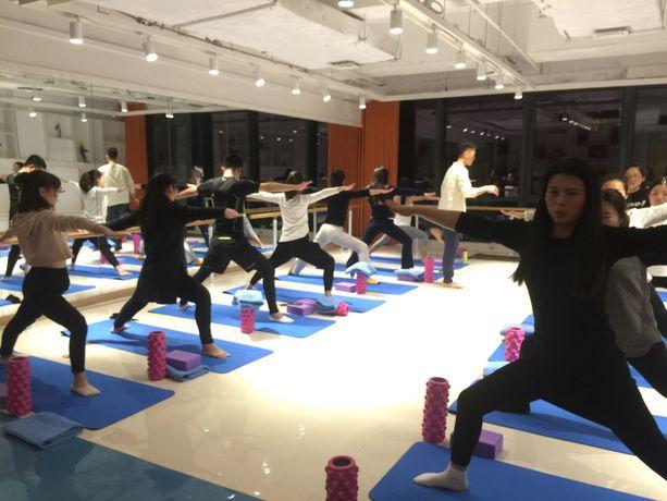 静舞蓝姗舞蹈瑜伽艺术中心