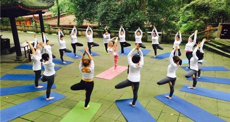 灵动普拉提瑜伽工作室