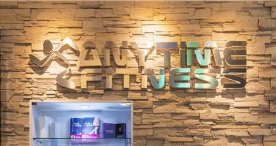 Anytime Fitness24小时随时健身(中航紫金广场店)