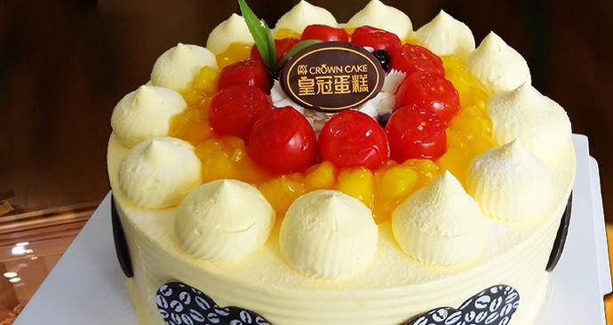 皇冠蛋糕(UU服务站工大新区服务站店)