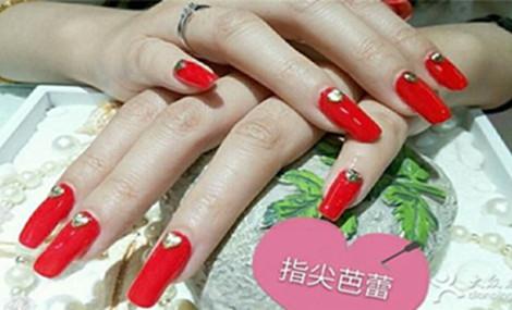 指尖芭蕾专业美甲(华联店)