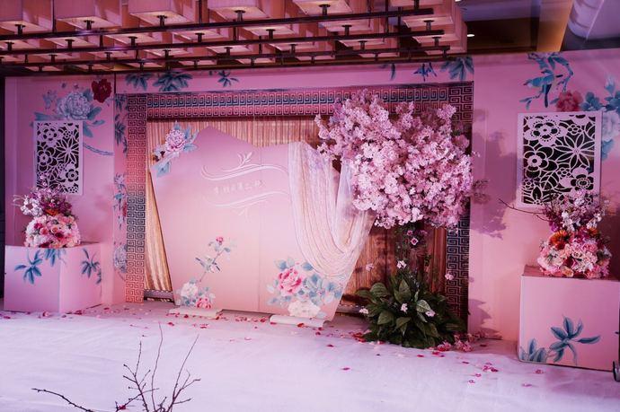普罗旺斯婚礼会馆
