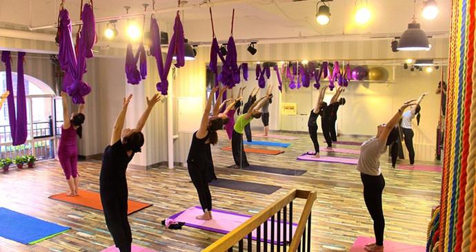 悟空瑜珈会馆