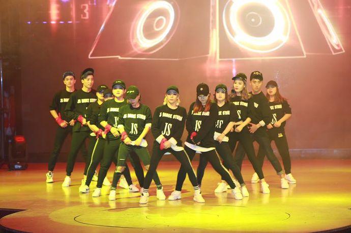 国际js舞蹈连锁培训机构(企石店)