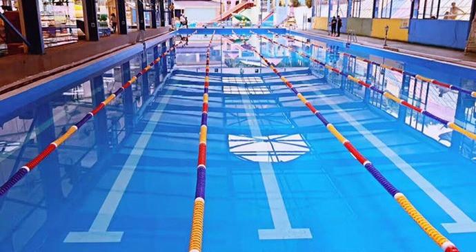 V3国际游泳健身会所(蓝波湾店)