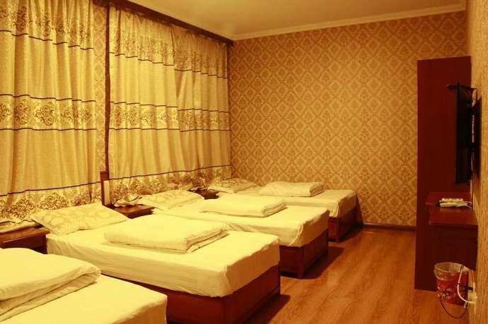 冰峪沟贵宾元酒店