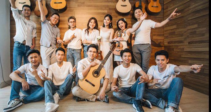 吉他地带文化传播(南山店)
