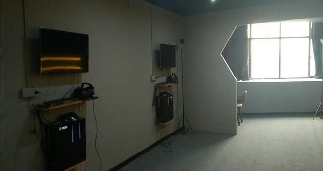 骷髅VR体验馆