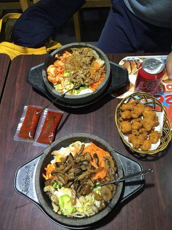 正一味石锅拌饭(新世界二期店)
