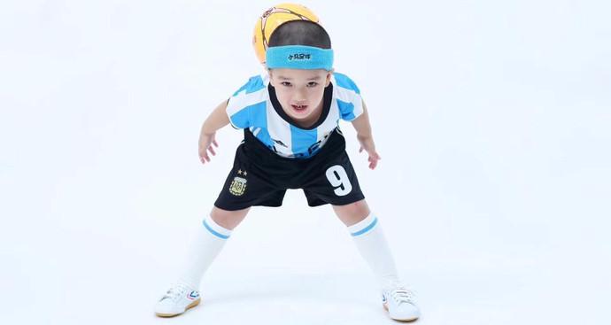 小马少儿足球培训