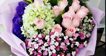 花如意鲜花