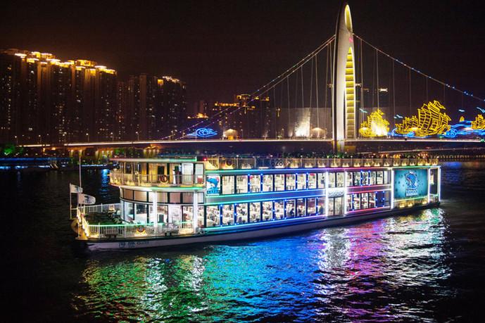 珠江夜游团购中心