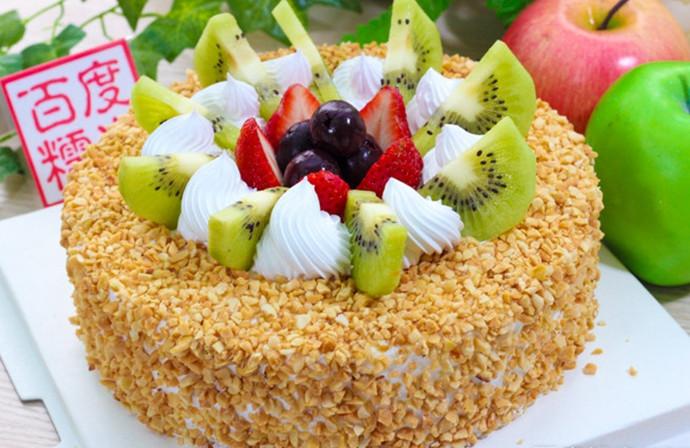 金香源蛋糕