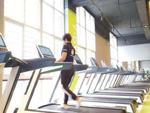 Y·GYM24小时智能健身