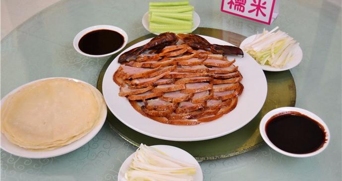 老北京挂炉烤鸭(诚信店)