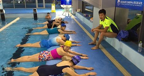 奥佳游泳培训(北京科技大学店)