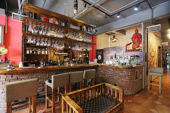 私密圣地酒吧