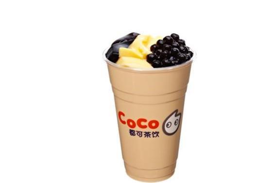 COCO都可茶饮(丽达店)