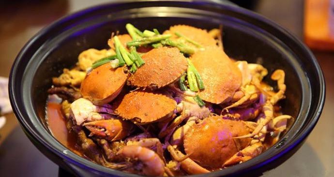 摩能肉蟹煲(正佳店)