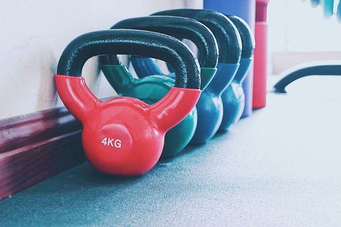 引力波私人健身工作室