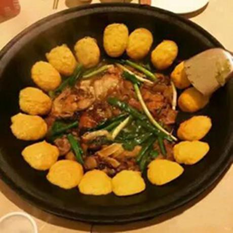 王老六铁锅炖鱼(三元桥店)