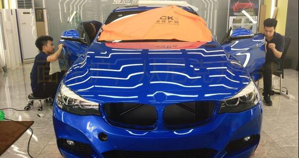 尼克汽车漆面保护膜